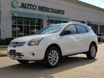 2014 Nissan Rogue Select S 2WD BACKUP CAM, BLUETOOTH, CLOTH SEATS, AUX INPUT, CRUISE CONTROL, CD PLAYER