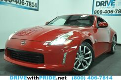 2014_Nissan_370Z_TOURING 29K 1 OWN AUTOMATIC KEYLESS ENTRY HEATED SEATS CRUISE CTRL 18S_ Houston TX
