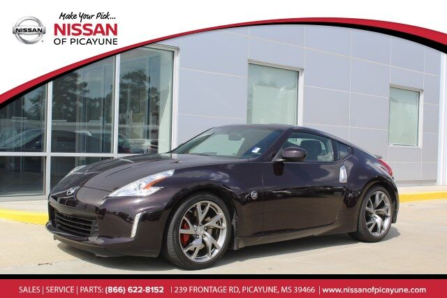 2014 Nissan 370Z Touring Picayune MS