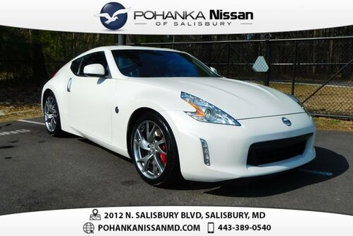 2014_Nissan_370Z_Touring Sport Package M/T_ Salisbury MD
