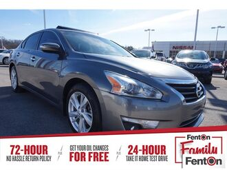 2014_Nissan_Altima_2.5_ Knoxville TN