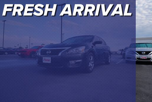 2014 Nissan Altima 2.5 Mission TX