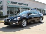 2014 Nissan Altima 2.5 S 2.5L 4CYLINDER, AUTOMATIC, BLUETOOTH CONNECTION, AUXILIARY INPUT, AUTOMATIC HEADLIGHTS