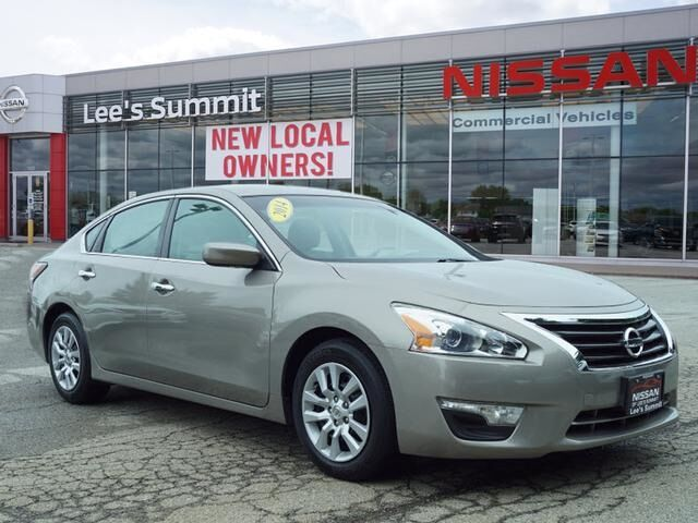 2014 Nissan Altima 2.5 S CERTIFIED Lee's Summit MO