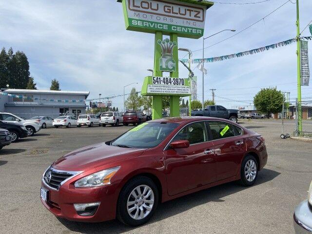 2014 Nissan Altima 2.5 S Eugene OR