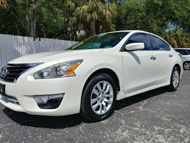2014_Nissan_Altima_2.5 S_ Fort Myers FL