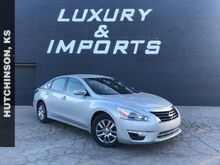 2014_Nissan_Altima_2.5 S_ Leavenworth KS