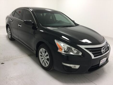 2014_Nissan_Altima_2.5 S_ Mission TX