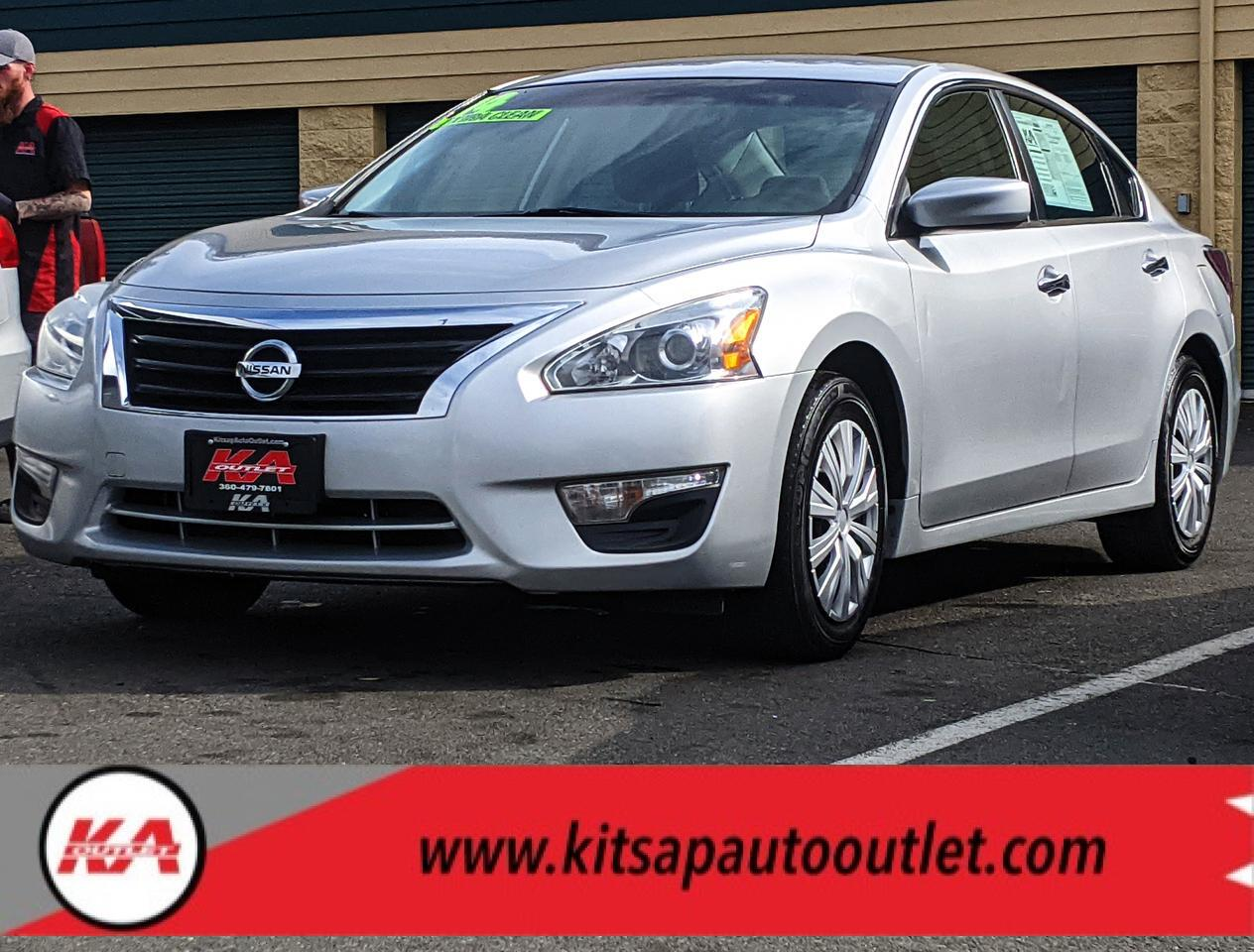 2014 Nissan Altima 2.5 S Sedan 4D Port Orchard WA