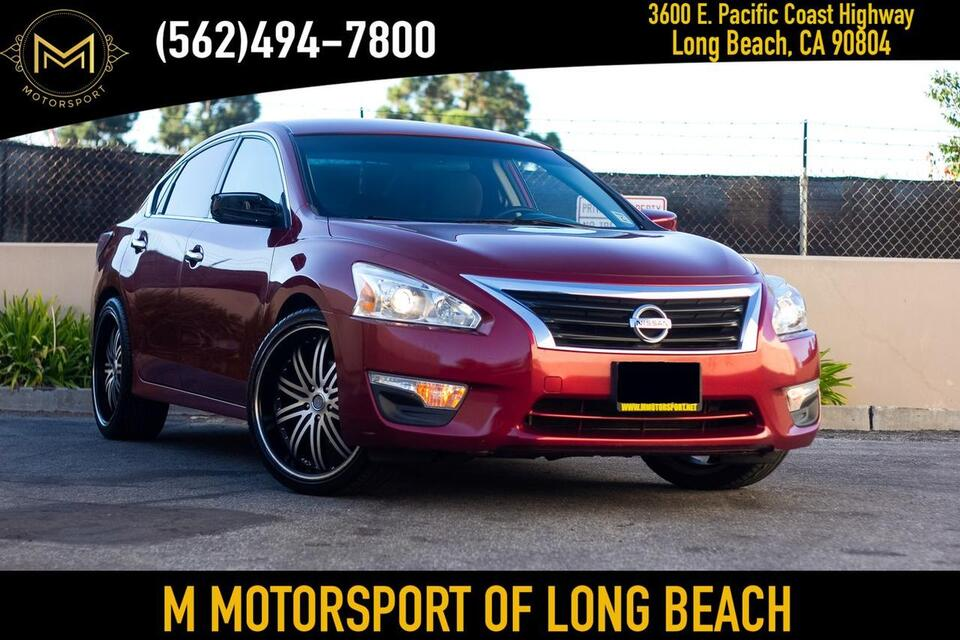 2014_Nissan_Altima_2.5 S Sedan 4D_ Long Beach CA