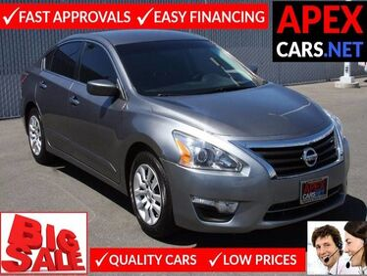 Nissan Altima 2.5 S 2014