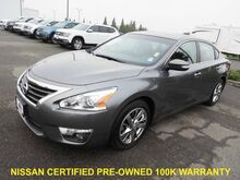 2014_Nissan_Altima_2.5 SL_ Burlington WA
