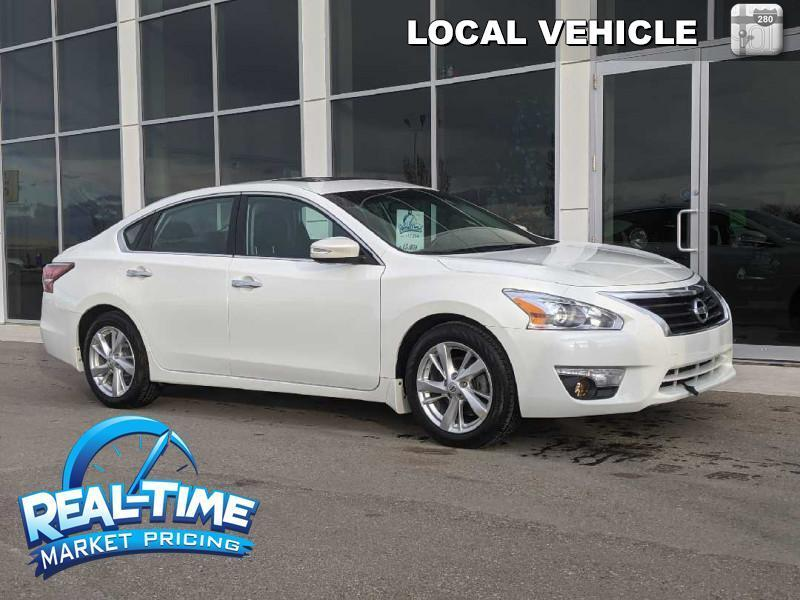 2014_Nissan_Altima_2.5 SL_ Claresholm AB