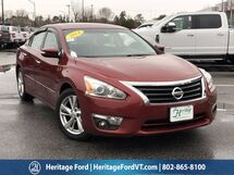 2014 Nissan Altima 2.5 SL South Burlington VT