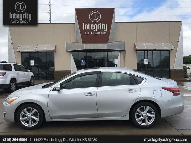 2014 Nissan Altima 2.5 SL Wichita KS