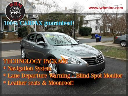 2014_Nissan_Altima_2.5 SL w/ Technology Package_ Arlington VA