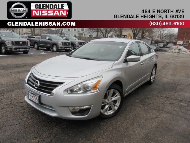 2014 Nissan Altima 2.5 SV Glendale Heights IL