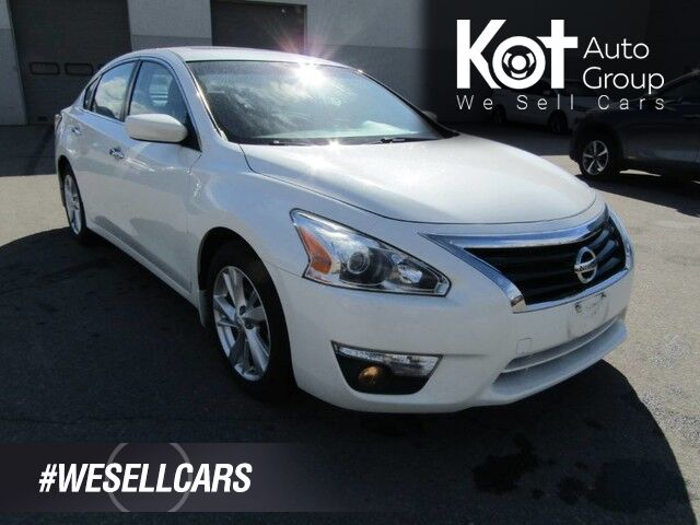 2014 Nissan Altima 2.5 SV, Heated Seats, Sunroof, Back-Up camera Penticton BC