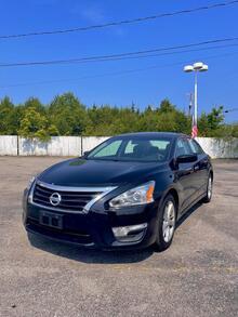 2014_Nissan_Altima_2.5 SV_ Memphis TN