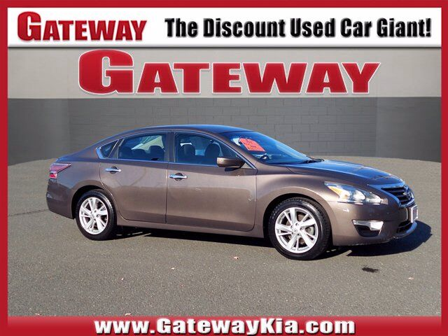 2014 Nissan Altima 2.5 SV North Brunswick NJ