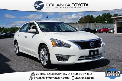 2014_Nissan_Altima_2.5 SV ONE OWNER_ Salisbury MD