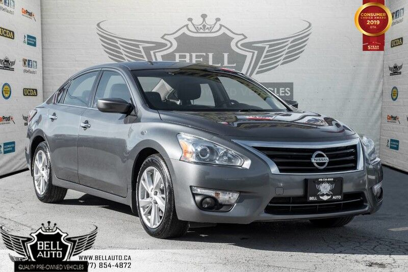 2014 Nissan Altima 2.5 SV TECH, BACK-UP CAM, NAVI, MOONROOF, BLUETOOTH