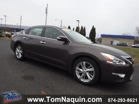 2014 Nissan Altima 4dr Sdn I4 2.5 SL FWD Elkhart IN