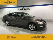 2014_Nissan_Altima_SL ** Heated Leather Seats** Sunroof** Accident Free** Local Manitoba Car**_ Winnipeg MB