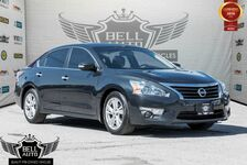 2014 Nissan Altima SL TECHNOLOGY PACKAGE NAVIGATION SUNROOF LEATHER INTERIOR