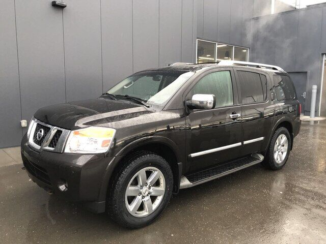 2014 Nissan Armada Platinum | 4x4 | Leather | *Great Deal* Calgary AB