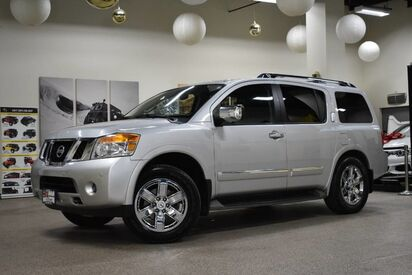 2014_Nissan_Armada_Platinum_ Boston MA
