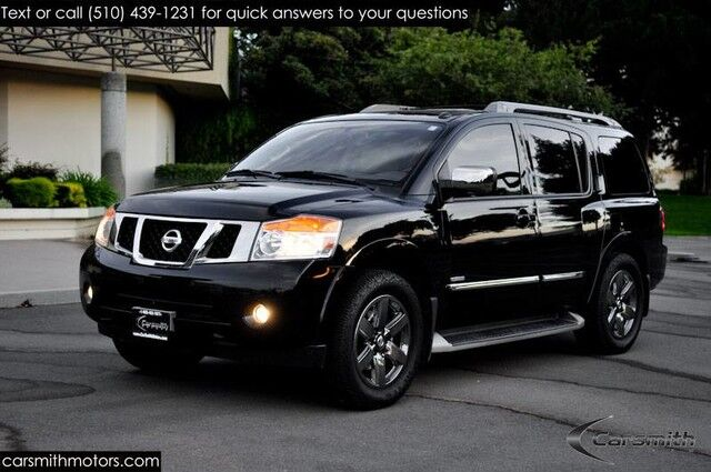 2014 Nissan Armada Platinum Reserve Excellent Condition! Fremont CA