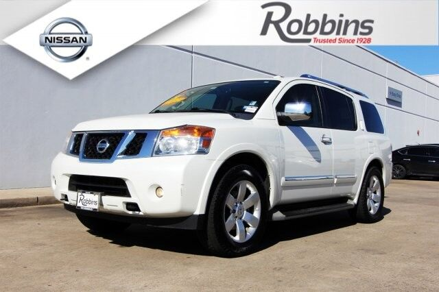 2014 Nissan Armada SL Houston TX
