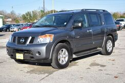 2014_Nissan_Armada_SV 2WD_ Houston TX