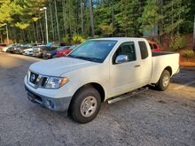 2014_Nissan_Frontier_2WD King Cab I4 Auto S_ Cary NC