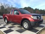 2014 Nissan Frontier 2WD King Cab S Auto