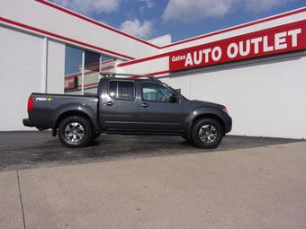 2014_Nissan_Frontier_PRO-4X_ Richmond KY