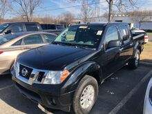2014_Nissan_Frontier_S Crew Cab 5AT 2WD_ Gaston SC