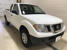 2014_Nissan_Frontier_S_ Plover WI
