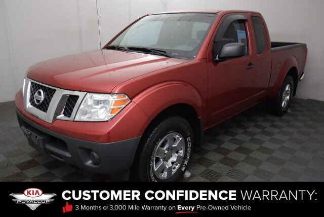2014 Nissan Frontier S Puyallup WA