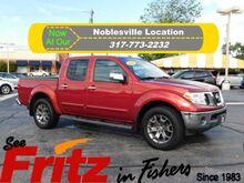 2014_Nissan_Frontier_SL_ Fishers IN