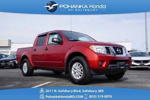 2014_Nissan_Frontier_SV 4WD ** CREW CAB ** BEST MATCH **_ Salisbury MD