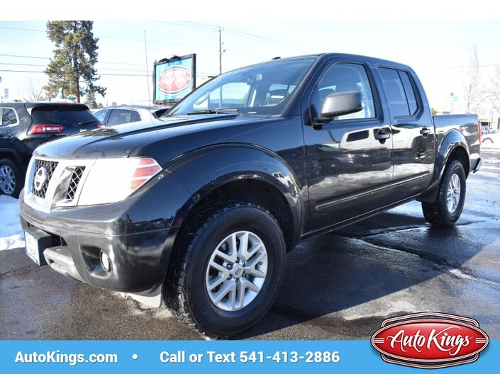 2014 Nissan Frontier SV 4WD Crew Cab Bend OR
