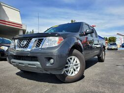 2014_Nissan_Frontier_SV Crew Cab 4WD LWB_ Pocatello and Blackfoot ID