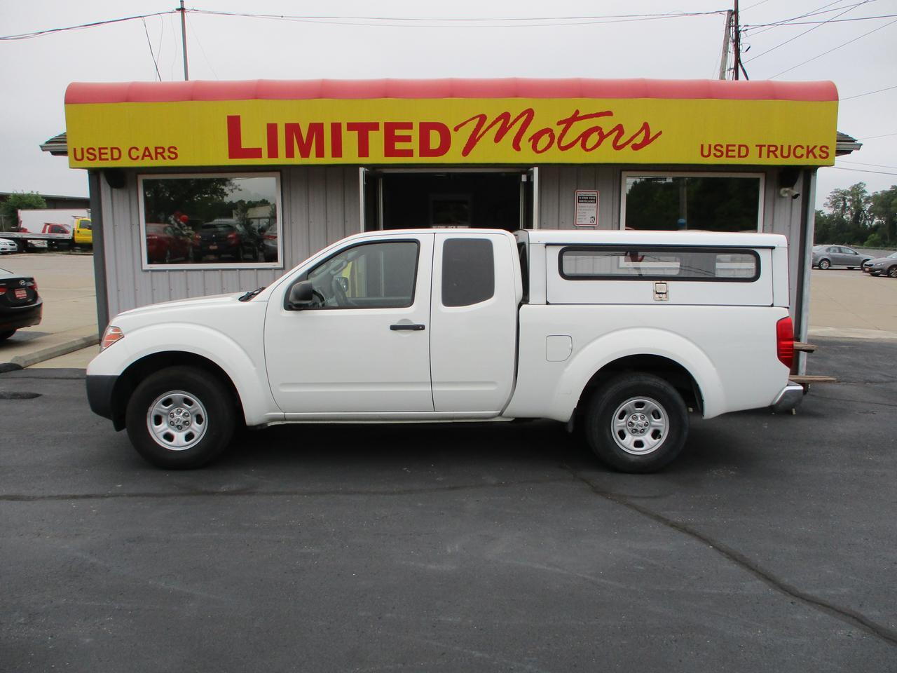 2014 Nissan Frontier SV Florence KY