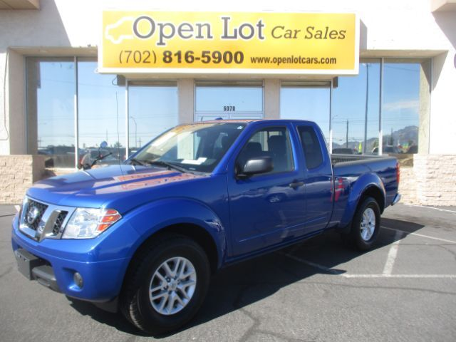 2014 Nissan Frontier SV King Cab I4 5AT 2WD Las Vegas NV