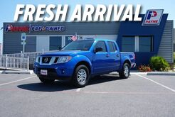 2014_Nissan_Frontier_SV_ Mission TX