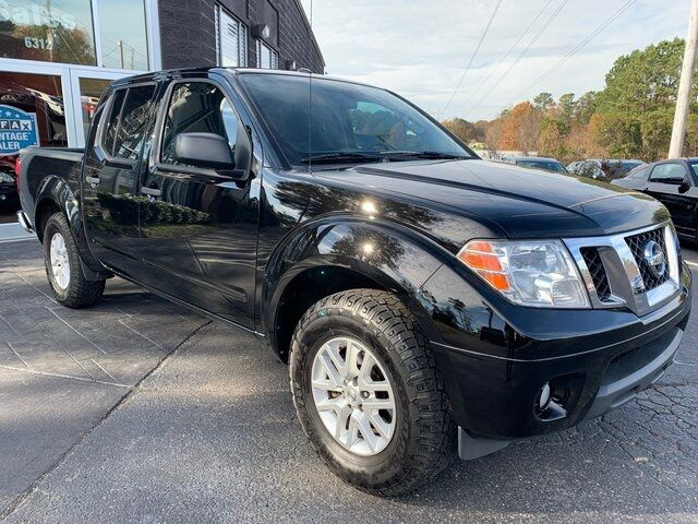 2014 Nissan Frontier SV Raleigh NC