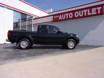 2014_Nissan_Frontier_SV_ Richmond KY