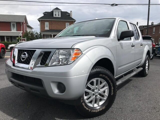 2014 Nissan Frontier SV Whitehall PA